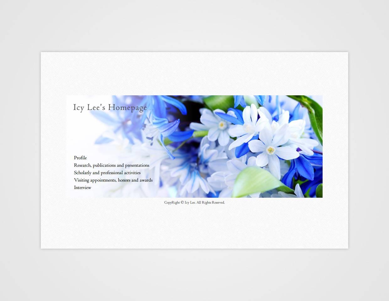 Icy Lee's Homepage